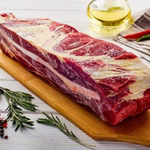 Лопаточная часть говядины без этикетки