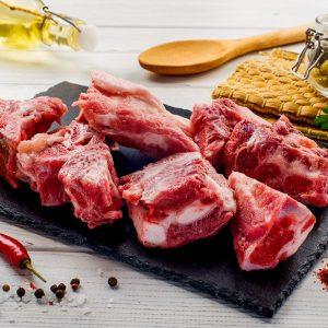 Набор для борща из свинины без этикетки